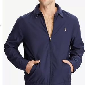 Polo Ralph Lauren lightweight windbreaker jacket